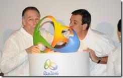 logomarca-rio-2016 Tridimensional