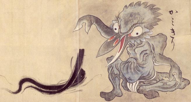 Японские монстры (Часть 1)