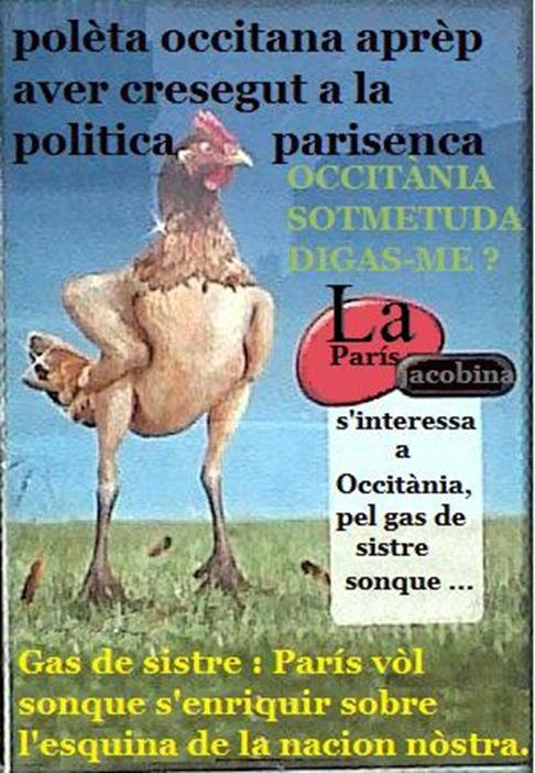 pola occitana aprèp la politica parisenca comentada LA sotmetuda