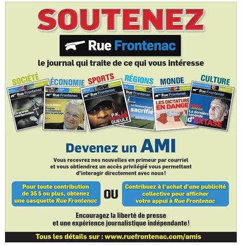 sostenètz RueFrontenac