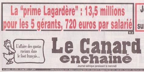 Hypocrisie politico-economique française