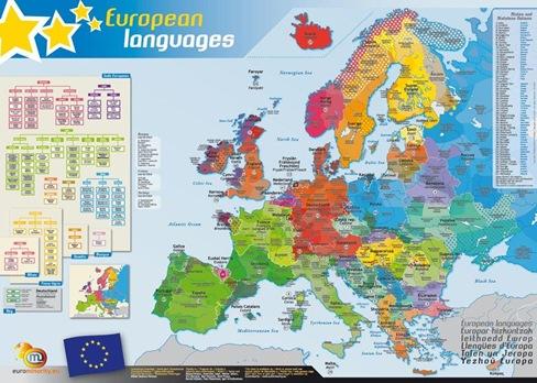 mapa europèa