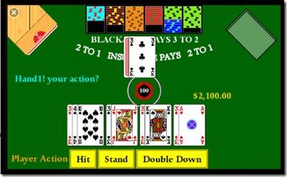 blackjack lite
