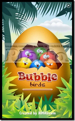 bubbles birds 1