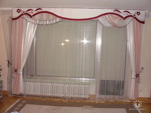 По этому рекомендую к видеокурс по пошиву красивых штор с нуля.  Для изготовления жестких ламбрекенов Бандо своими...