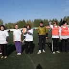 Фестиваль футбола. Товарищеский матч мам