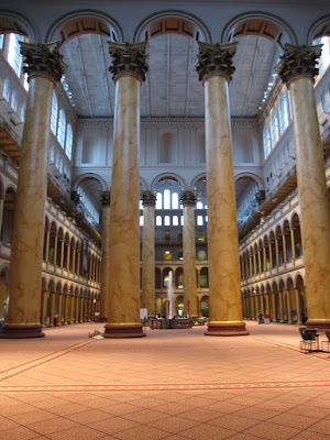 A return to the National Building Museum