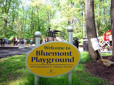 Bluemont Playground