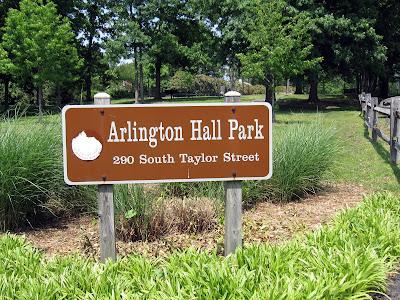Arlington Hall Park