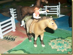 The Cowboy is not a Schleich product