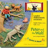 Peter and wolf