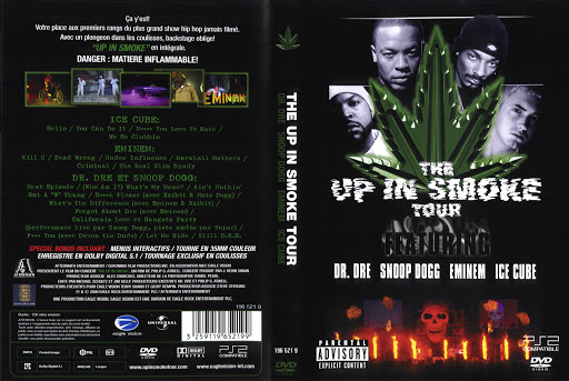 The Up in Smoke Tour (Live) [DVDRip] [FS]