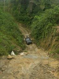 Foto Jalan di Kebon