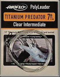 titanium predator