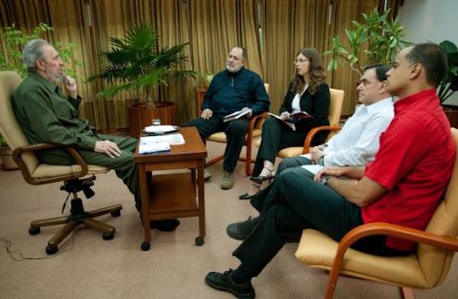 Se refiere Fidel a grandes incendios forestales en Rusia