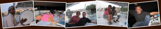 View Felucca Ride on the Nile (Aswan)