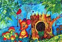 seyyed amin nabipoor painting  mouse  موش کوچولو موش موشک مموشک خانم موشه  نقاشی سید امین نبی پور
