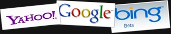 View Big 3 Search Engines