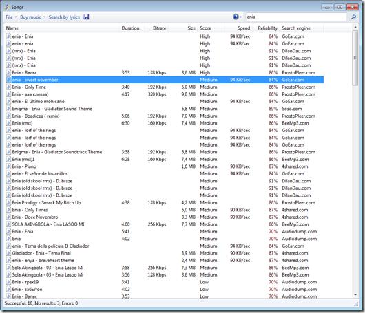 songr windows 7 64 bit