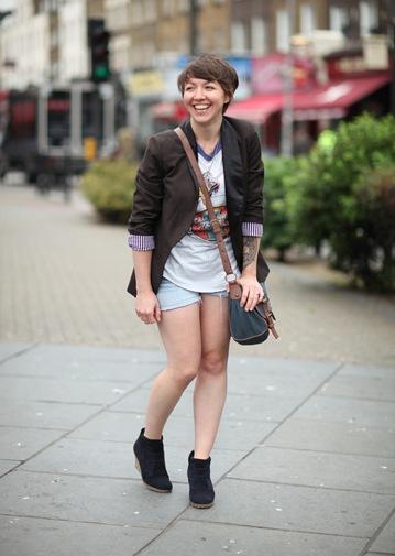 Fashion Manifesto Kayla Hollis Street style