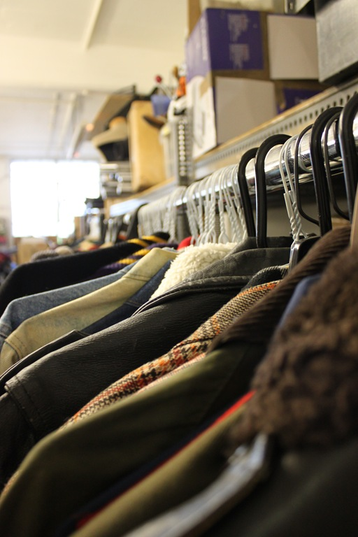 Every type of vintage Jacket accounted for...