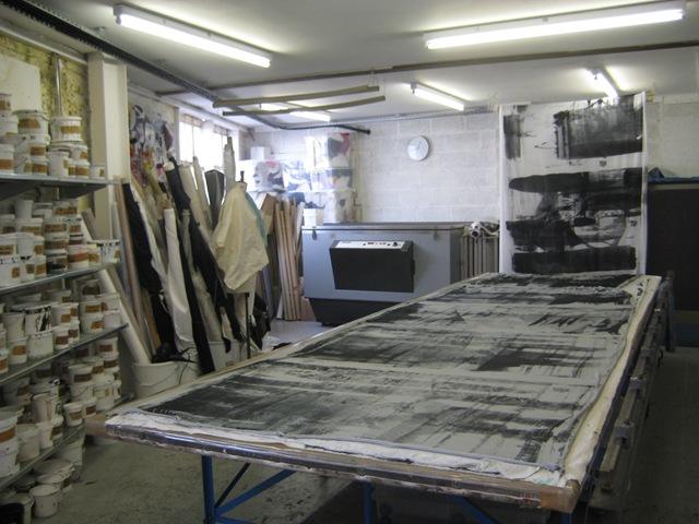 A photographic tour of the Draw In Light Design Studio.