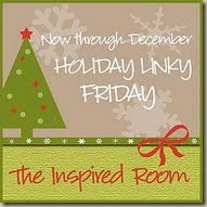 Inspired Room Holiday Linky Friday