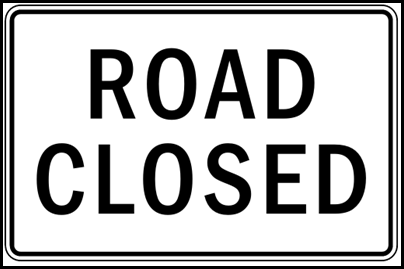 road_closed