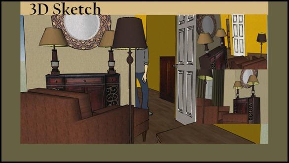 Liz 3 D sketch