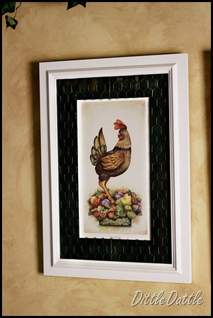 Chicken-Wire-Rooster-Art
