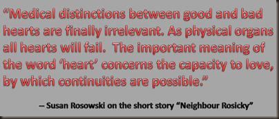 Rosowski Quote