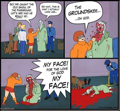 Scooby Gone Horribly Wrong