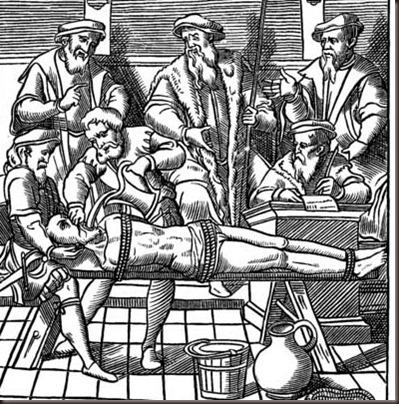 Medieval Water Torture