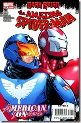 Amazing Spider-Man #599 001