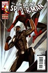 Spider-Man #609 001