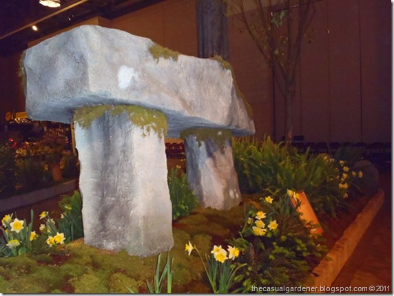 Ireland at the Philly flower show 2011