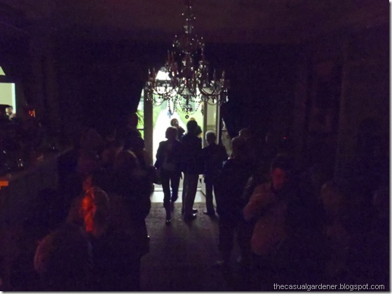 Marlsgate Plantation in the dark