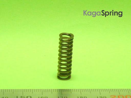 プラスチック金型用耐熱バネ(300度)