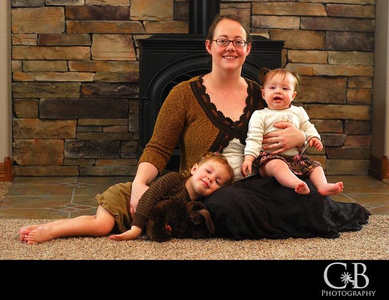 Branded Mom & Girls 4