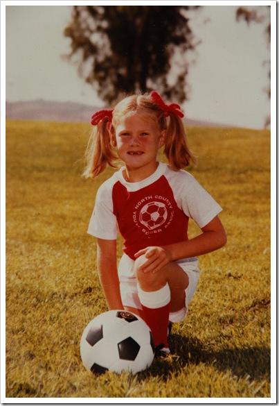 Carin soccer 1