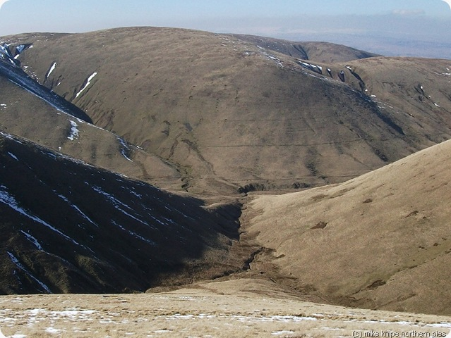descent route from kensgriff