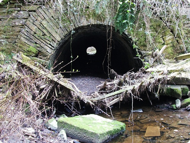 culvert deerness valley line