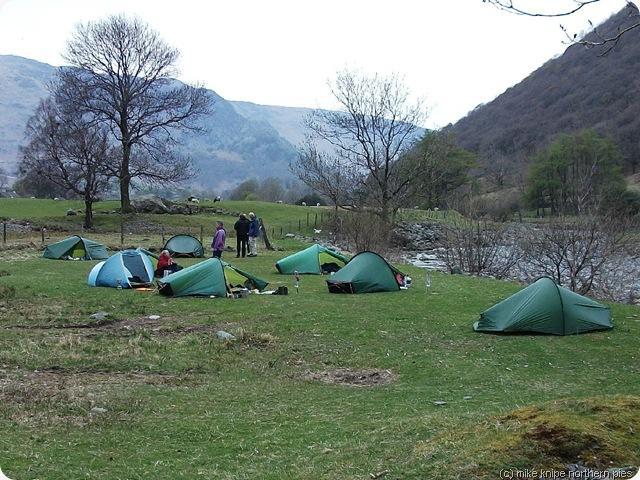 stonethwaite camp