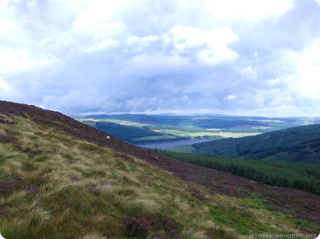 catcleugh from girdle fell