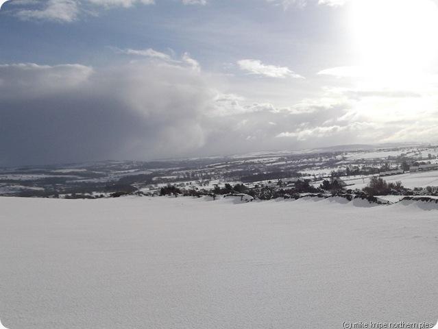 wear valley in snow