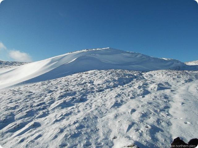 snowdrift approaching....