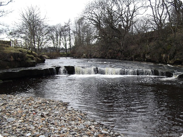 salmon pool, river wear