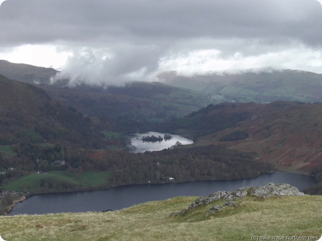 grasmere and rydal and drizzle