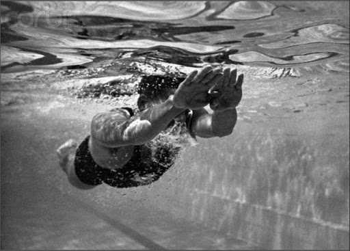 Pictures by Leni Rifenstahl from the 1936 Summer Olympics