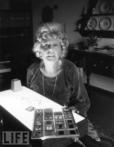 Leni Riefenstahl. March 1, 1980. Photo by Alfred Eisenstaedt